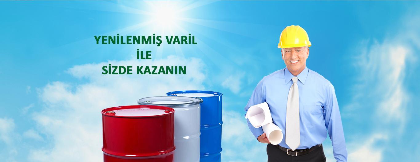 varil - ıbc tank